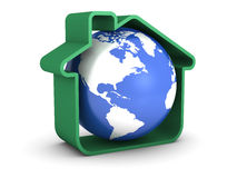 Earth Sweet Home Stock Photos