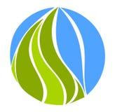 Earth symbol Royalty Free Stock Image