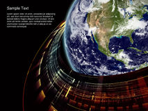 Earth Technologies Royalty Free Stock Images