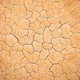 Earth Texture. Square image of cracked, dry soil/earth texture stock photo