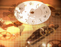Earth Time Stock Photography