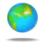 The earth Royalty Free Stock Photos