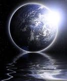 Earth view Stock Photos