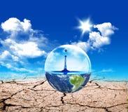 Earth water Stock Photos
