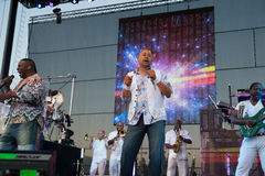 Earth Wind and Fire Royalty Free Stock Images