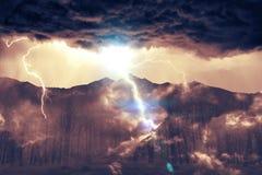 Earth-Wind-Fire_v2 Fotos de archivo libres de regalías