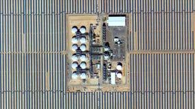 Earth Zoom on Solana Generating Station - USA