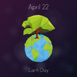 Earthday Fotos de Stock Royalty Free