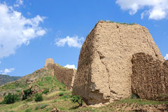 Earthen Great Wall Stock Images