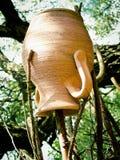 Earthen jug - Pitcher Royalty Free Stock Photo