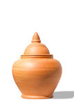 Earthen pot Royalty Free Stock Photo