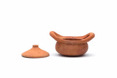 Free Earthen Pot Isolated Royalty Free Stock Image - 89679986