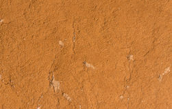Earthen wall Royalty Free Stock Photography