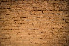 Earthen wall Stock Photo