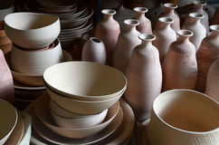 Earthenware Obraz Royalty Free