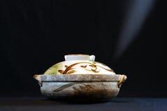earthenware garnek Zdjęcia Royalty Free