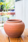 Earthenware for home decoration Stock Photos