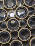 Earthenware pipes Royalty Free Stock Image