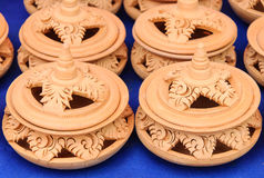 Earthenware pot Royalty Free Stock Image