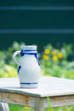 Earthenware pot from Cologne Stock Photos