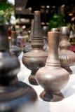 Earthenwares nordici di stile della Tailandia Fotografia Stock Libera da Diritti
