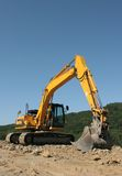 Earthmover Royalty Free Stock Photos