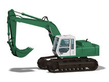 Earthmover Stock Photo