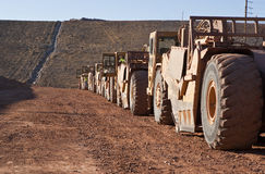 Earthmovers Stock Images