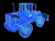 Earthmoving Vehicle. Stock Photo