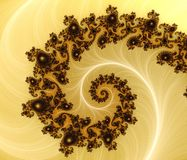 Earthn Spiral Stock Photo