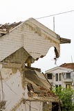 After earthquake Stock Image