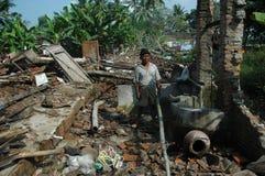 earthquake obrazy stock