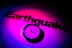 earthquake obrazy royalty free