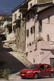 Earthquake aftermath Royalty Free Stock Image