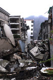 Earthquake Disaster Royalty Free Stock Images