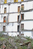 Earthquake  house Royalty Free Stock Photos