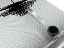 Earthquake measures Stock Image