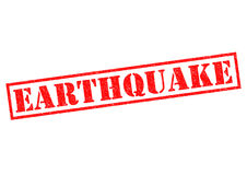 EARTHQUAKE Stock Images