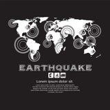 Earthquake. Earthquake Vector Illustration EPS10 Stock Photo