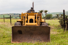 Earthworks Grader Tipper  Royalty Free Stock Photography