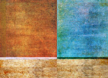 Earthy background. Useful earthy background and design element Stock Image
