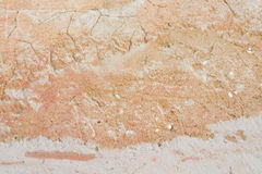 Earthy structure background in warm colors Stock Photography