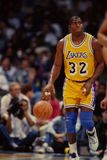 Earvin Magic Johnson Royalty Free Stock Photography