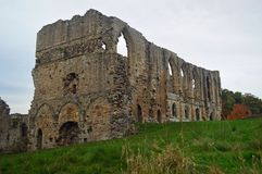 Free Easby Abbey Near Richmond Yorkshire Stock Images - 122618404