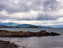 Easdale coast Royalty Free Stock Photography