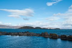 Easdale - Seil Island Stock Photography
