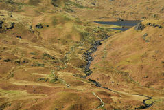 Easdale Tarn Stock Photo