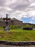 Easdale wheelbarrows Royalty Free Stock Images