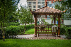 Ease space in community. Beauty royalty free stock photography