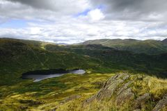 Easedale Tarn Stock Photography
